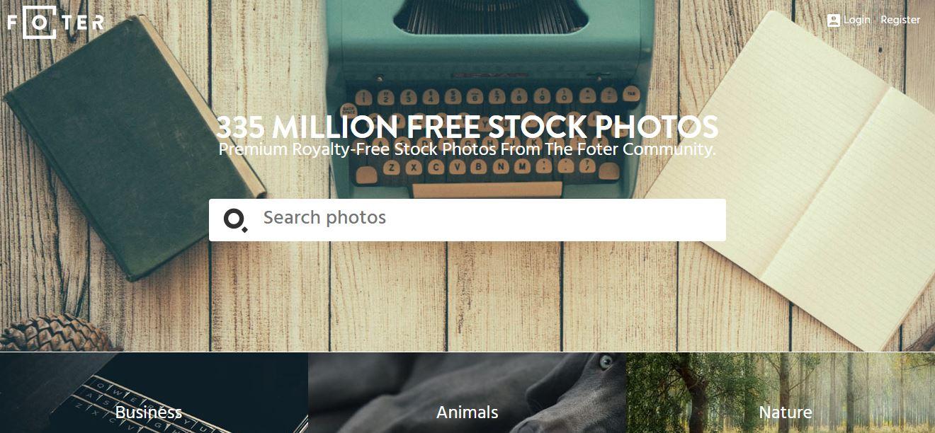 Los mejores bancos de imágenes gratis del 2017